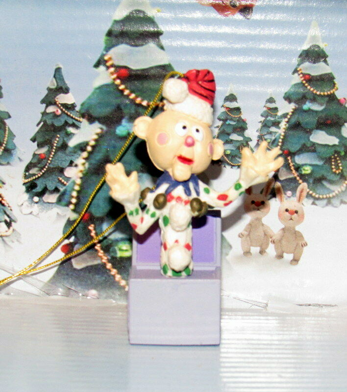 Rudolph Misfit Ornament From Misfit Island Charlie In the Box