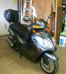 Saga Deluxe 150 CC (Price Reduced)