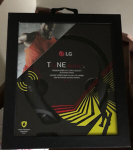 New-LG TONE Active+ Wireless Stereo Headset HBS-A100