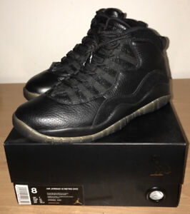 Air Jordan 10 Retro Drake OVO