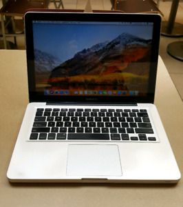 "Apple MacBook Pro 13"" High Sierra"