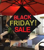 50% off Black Friday Sale @ DOT Furniture Whitby