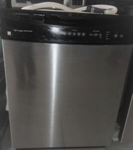 SS Frigidaire Dishwasher in Very Good Condition