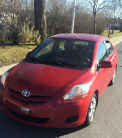 2008 Toyota Yaris Berline WOW!!!