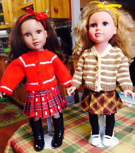 """18"""" Maplelea, American Girl, Our Generation, Sophia doll clothes Kitchener / Waterloo Kitchener Area image 3"""