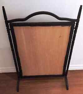 ONE OF A KIND WROUGHT IRON FIREPLACE SCREEN: CUSTOMIZE ART Gatineau Ottawa / Gatineau Area image 1
