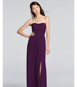 Brand New Plus Size Bridesmaid Dress