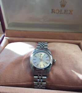 Ladies Rolex Oyster Reference 67180 circa 1985.