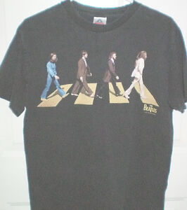 Beatles Abbey Road T Shirt Size Mens Medium London Ontario image 1
