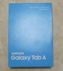 """Samsung Galaxy Tab A 8.0"""" Tablet w/ 16GB Memory and Android 5.0"""
