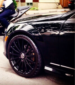 TIRES AND MAGS 19'' VERY GOOD CONDITION