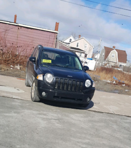 2007 Jeep compass in 10/9.5 Condition ..