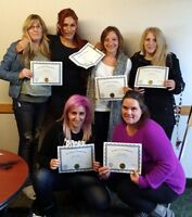 Ministry Approved Hair Extension Training Certification Course
