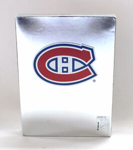 NEW Montreal Canadiens 100 Years of Glory DVD Box Set Documentar