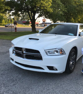 2012 Dodge Charger SXT with SRT Look