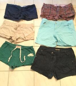 8 Pairs of Women's Shorts