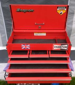 1990s snap on tool box. KRA56J