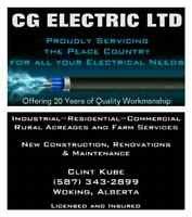 Journeyman Electrician Available