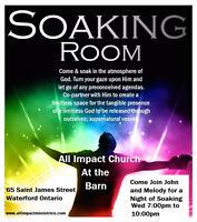 All Impact Ministries brings All Impact Church soaking night