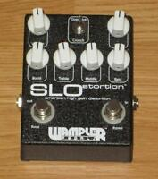 Wampler: SLOstortion American High Gain Distortion Effect Pedal