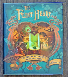 The Flint Heart  A beautifully illustrated fantasy NEW HB