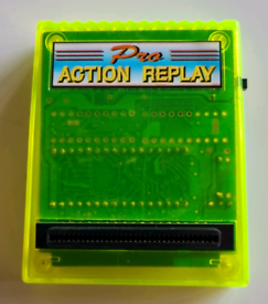 PRO ACTION REPLAY - PLAYSTATION 1.