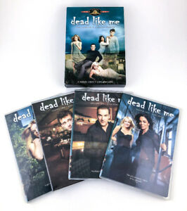 DVD — Dead Like Me, TV series, complete seasons 1 and 2, MINT