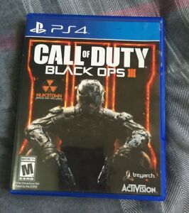 Call Of Duty Black Ops 3 $25 PS4