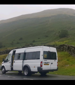 Minibus Hire With A Driver - Seater Minibuses