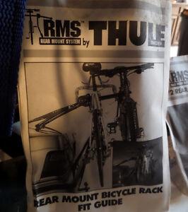 Porte-vélos, montage arrièr- Tule #972 -rear-mount bike carrier West Island Greater Montréal image 2