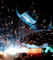 WELDING - Steel, Aluminum and Stainless  - Walk-Ins Welcome!