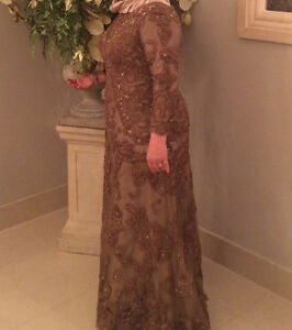 Evening Dress/ Mother Of The Bride