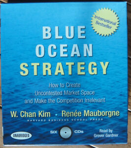 Audio Book CD: Blue Ocean Strategy
