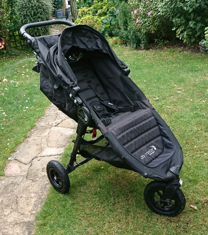 Baby Jogger City Mini Gt Black Charcoal Used V Good Condition In Wimbledon London Gumtree
