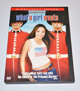 What a Girl Wants - DVD