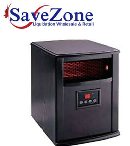 NEW- ProFusion Cabinet Heater with Bluetooth Speaker Remote Cont