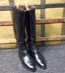 Leather Horse Riding (Equestrian) Boots - $125