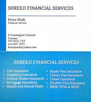 Visitor & Super Visa Emergency Medical Insurance