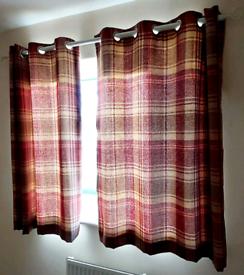 Dunelm highland curtains