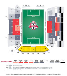TORONTO FC vs LOS ANGELES FC SATURDAY SEPT.1 ,2018 8:00PM