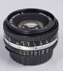 Nikon Lens Series E 50mm f1.8 Kingston Kingston Area image 1