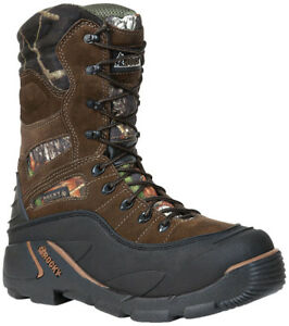Rocky Men's Blizzard Stalker Pro 1200 Insulated Waterproof Boot
