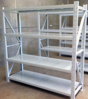 600KG 4 SHELF  BUSINESS HOME OFFICE STORAGE SHELVING Wetherill Park Fairfield Area Preview