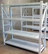 600KG 4 SHELF 2mx2mx600mm BUSINESS HOME OFFICE STORAGE SHELVING Wetherill Park Fairfield Area Preview