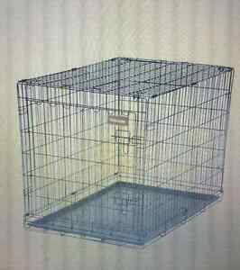 NEW PETMATE LARGE WIRE KENNEL CRATE