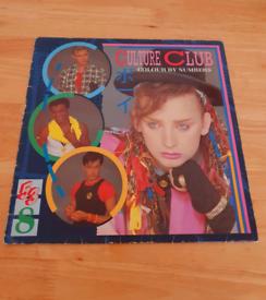 Culture Club Colour By Numbers Original Vinyl L.P