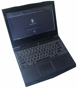 Portable Alienware Mx11 R3 - laptop gaming - i7 - SSD, 12Go RAM