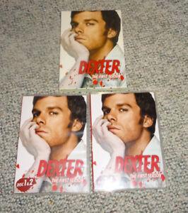 Dexter Season 1 DVD Set
