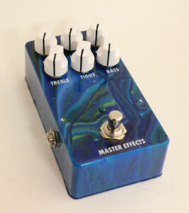Master Effects Pedals Custom Shop