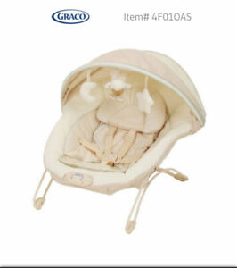 Graco soothe & swaddle new $30